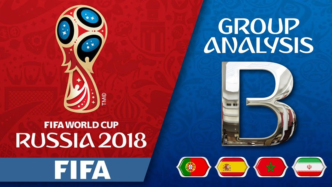 World Cup 2018 Group B
