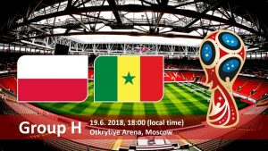 World Cup 2018, Poland vs Senegal
