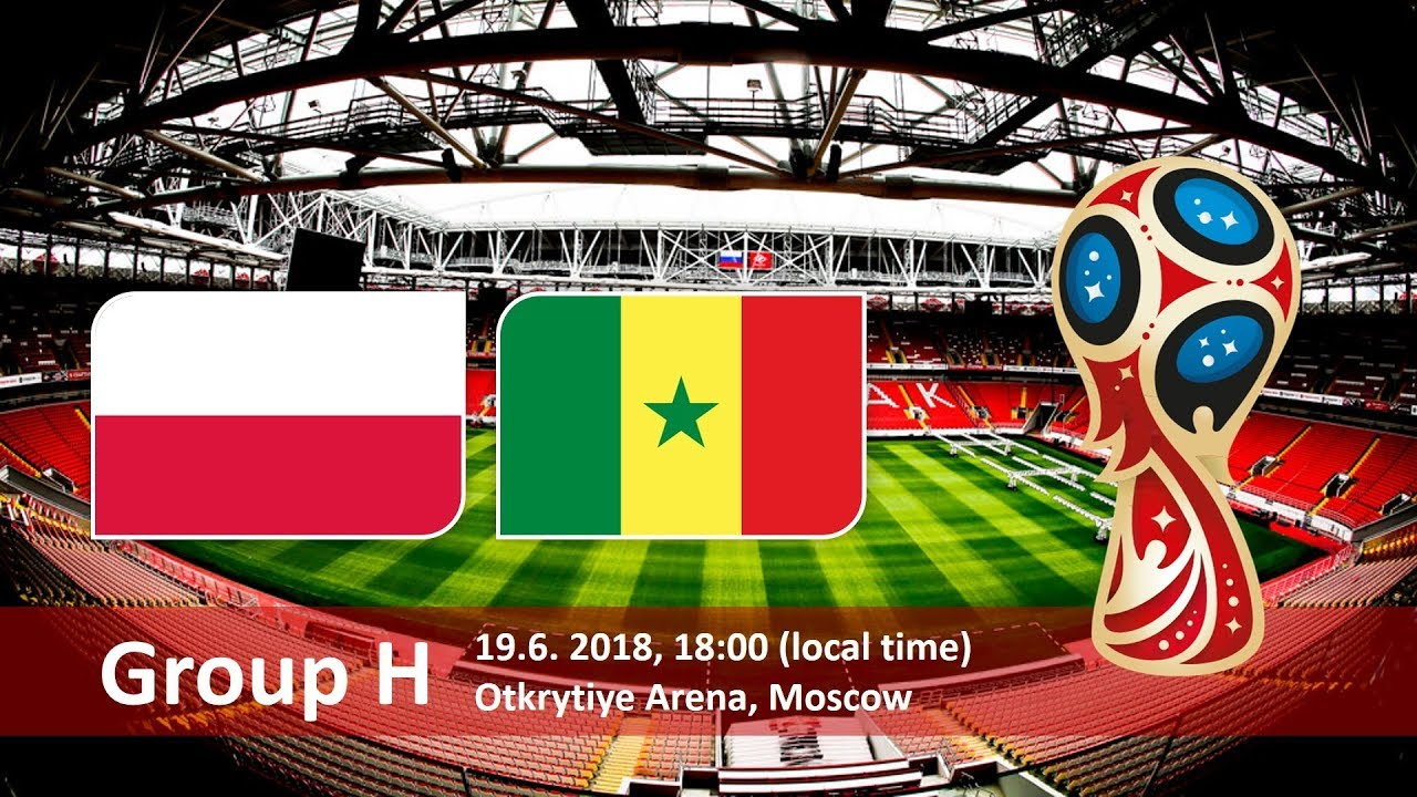 World Cup 2018, Poland vs Senegal