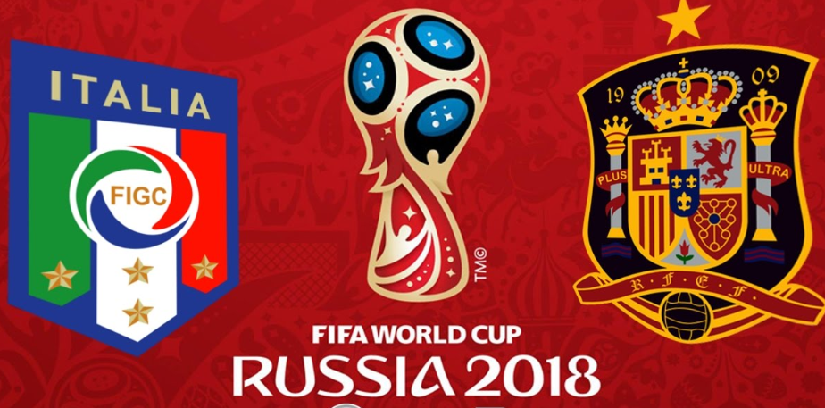 World Cup 2018, Portugal vs Spain