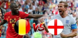 World Cup 2018, Belgium vs England